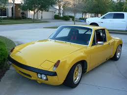 porsche 914 yellow 914world com 1975 914 6 gt conversion