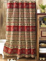 Western Fabric For Curtains Brilliant 19 Best Western Shower Curtain Images On