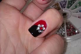 67 best red nail art design ideas