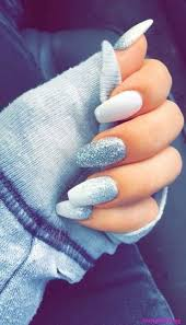 imagenes de uñas acrilicas fresh 130 fresh ideas to make glitter acrylic nails for this winter