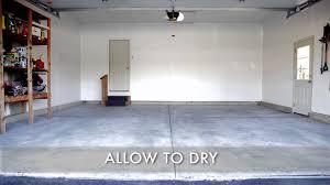 Epoxy Garage Floor Images by How To Use Rust Oleum Epoxyshield Garage Floor Coating Kit To