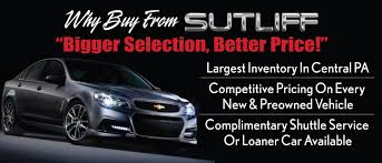 sutliff chevrolet harrisburg chevy chevy dealer in pa