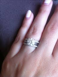 wedding band images best 25 wedding bands ideas on moissanite