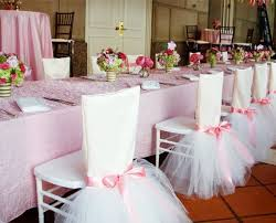 baby shower chair covers ballerina themed tutu inspired chair covers sash such a