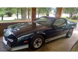 1993 Chevrolet Camaro Rs 1985 Chevrolet Camaro For Sale On Classiccars Com 11 Available