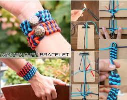 diy woven bracelet images Wonderful diy woven cuff bracelet jpg