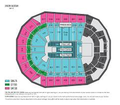 pepsi center floor plan seating charts iowa events center
