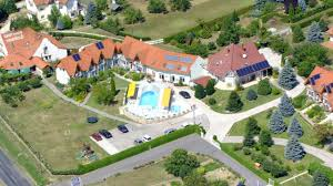 Bad Heviz Andrea Pension In Heviz U2022 Holidaycheck Plattensee Balaton Ungarn