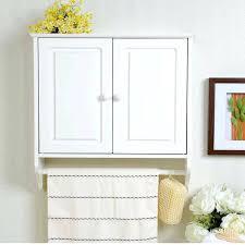 bathroom wall cabinet with towel bar bathroom cabinet with towel rack homefield