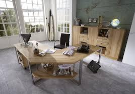Schreibtisch Naturholz Massive Büromöbel U2022 Massivholzmöbel U2022 Casa Dormagen