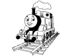 thomas train coloring pages free kids printable pictures