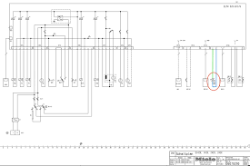 miele dishwasher schematic diagram asko dishwasher parts diagram
