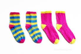 knitting pattern for socks using circular needles the easiest knitted socks ever diy diy zoom yummy crochet