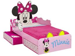 Chambre Enfant Minnie - lit enfant 70x140 cm disney minnie mouse vente de lit enfant