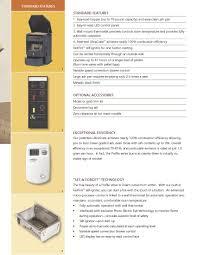 whitfield profile 20 u0026 30 pellet stove brochure freestanding