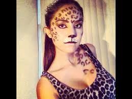 Halloween Cheetah Costumes Disfrazate Cheetah Halloween Cheetah Halloween Costume