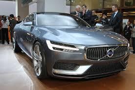 2015 volvo semi volvo concept coupe first look automobile magazine