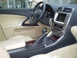 lexus is 250 rwd 2006 lexus is 250 interior pictures cargurus