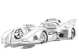batman car drawing cars with character u0026 craft u2013 fact magazine