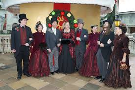 uptown christmas carolers of dallas