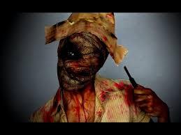 Silent Hill Nurse Halloween Costume Tutorial Maquillaje Enfermera Silent Hill Nurse Makeup Tutorial