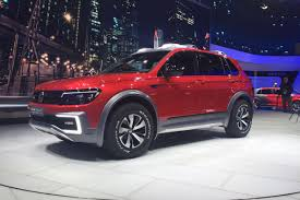 tiguan volkswagen 2016 off road vw tiguan gte active concept arrives in detroit auto