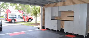 interior nice pale white garage wall storage cabinets with doors