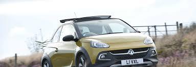 Vauxhall Adam Rocks Air Hatchback Review Car Keys