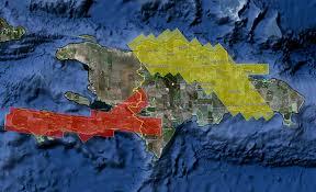 Haiti Map Nasa Nasa Airborne Radar To Study Quake Faults In Haiti