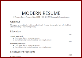 career objective sample resume electronics and communication