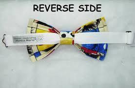 sesame street friends pre tied bow tie bert ernie grover elmo