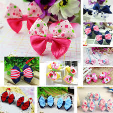 hair bands online 2014 mix color ribbon elastic hair bands ponytail holder hair