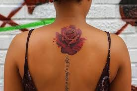 16 back tattoos that are goals af