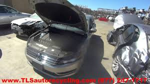 parting out 2013 volkswagen passat stock 6190gr tls auto