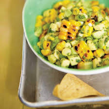 avocat cuisine avocado and grilled corn salsa ricardo