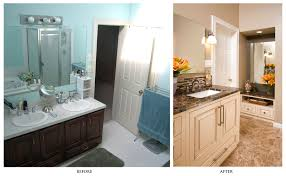 bathroom renovation idea before and after diy bathroom renovation ideas lovely small