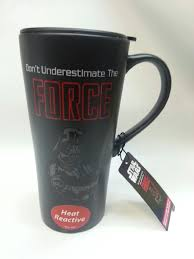 best coffee mugs ever star wars darth vader glowing lightsaber coffee mug