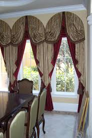 custom valances and shades in south florida lee parker inc