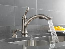 Touch Faucet Kitchen Mesmerize Photos Of Faucet Is Leaking From The Handle Cute Kitchen