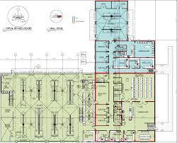 emergency department floor plan valine
