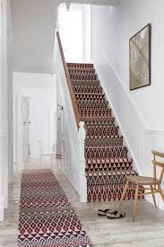 rug runners for hallways staircase traditional with colour hallway