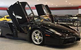 black enzo gloss black enzo to go to auction aol uk cars