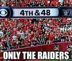 Broncos Raiders Meme - denver broncos vs lowly oakland raiders loveland aleworks