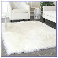 Safavieh Faux Sheepskin Rug Faux Sheepskin Rug Ikea Faux Fur Rugs Ikea Rugs Home Design Ideas