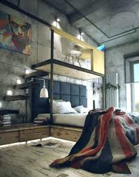 chambre industriel chambre style industrielle chambre style industriel 4 chambre ado