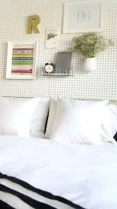 best 20 pegboard headboard ideas on pinterest king size diy pegboard headboard