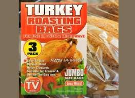 turkey bags 3 x xl turkey roasting bags freezer boil in the bag oven microwave