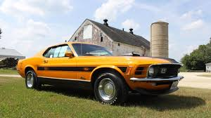 mustang mach 1 1970 1970 ford mustang mach 1 special s90 1 kansas city 2015