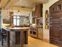 decor modern rustic kitchen design photos exceptional rustic
