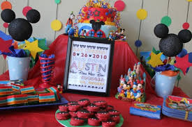 mickey mouse clubhouse party ultimate mickey mouse themed party
